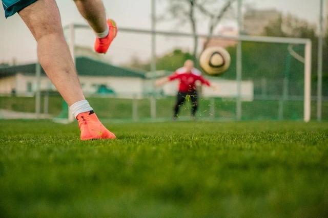 footballshotongoal